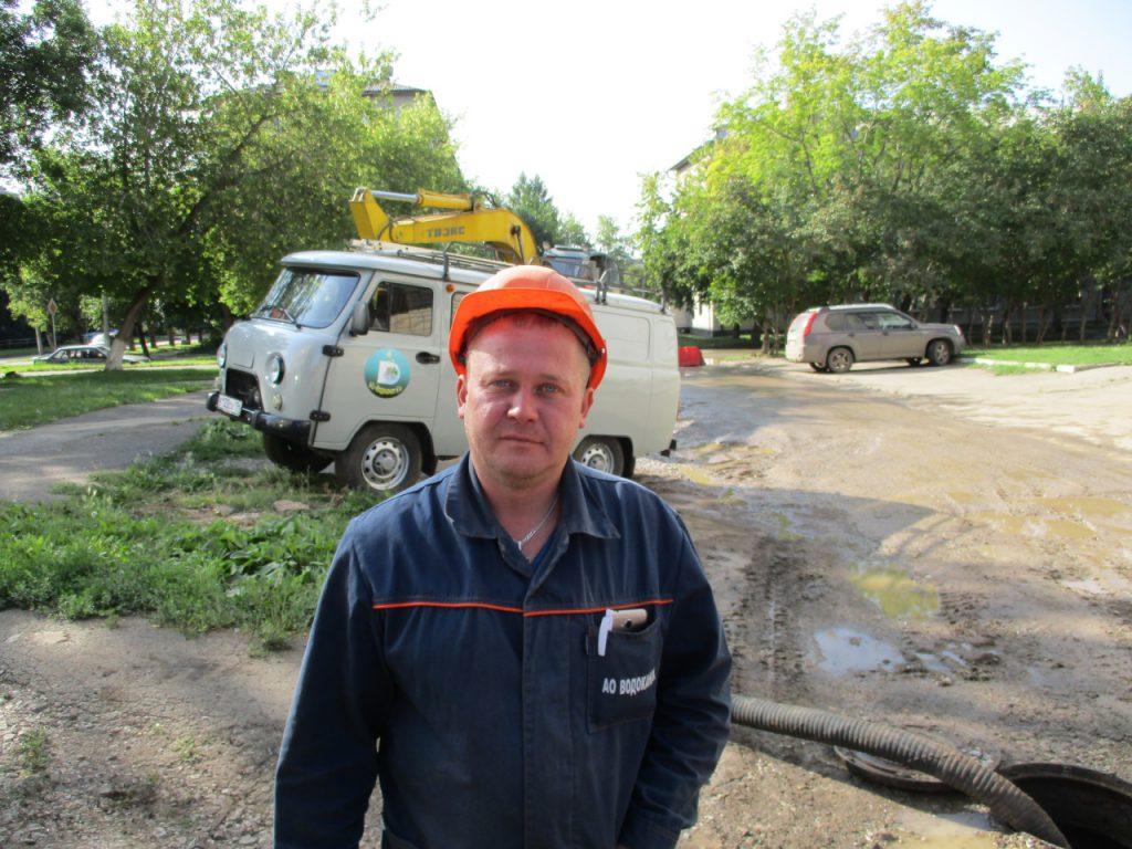 Мастер бригады ремонта, Виталий Викторович