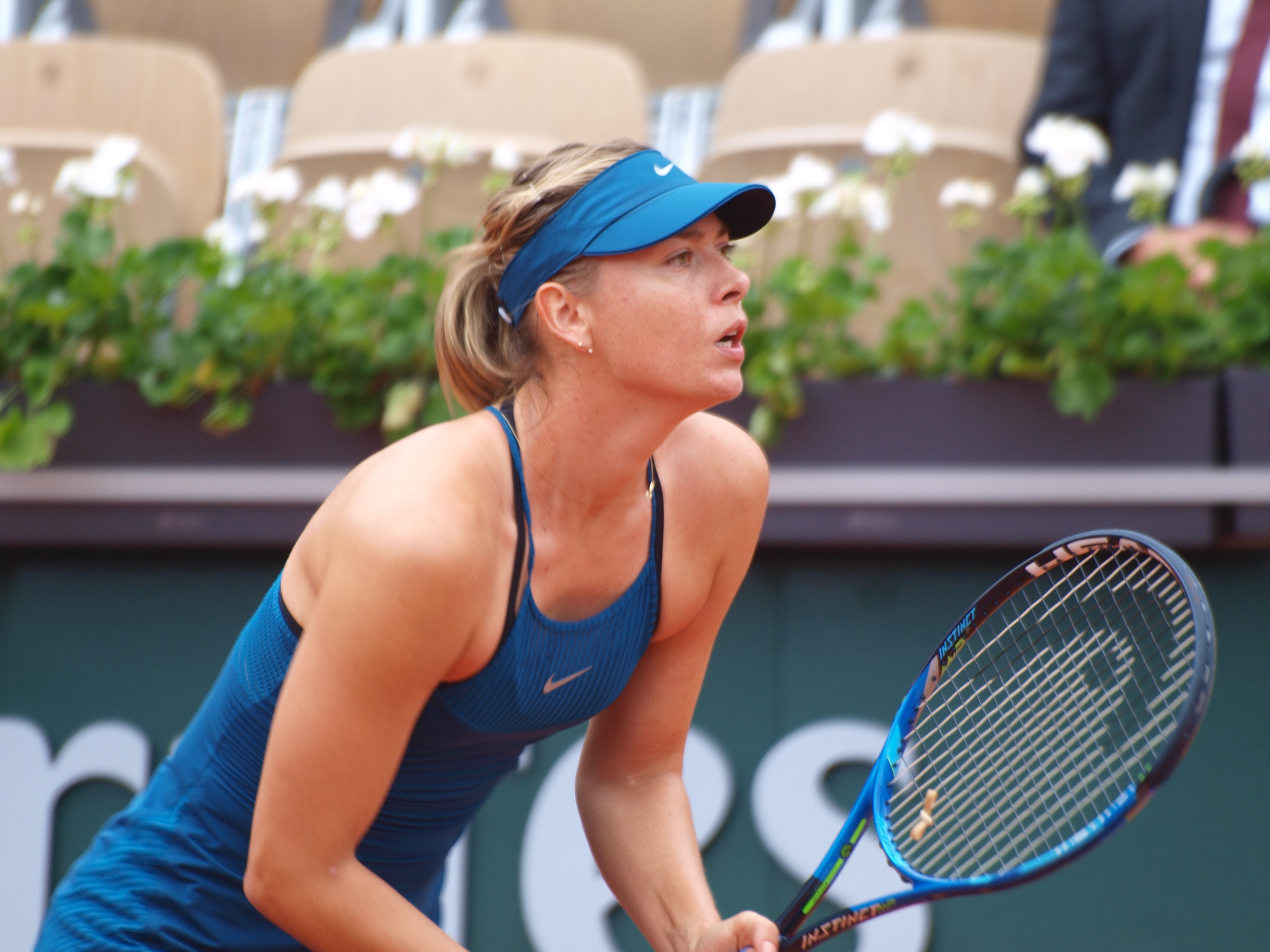 Мария Шарапова / Maria Sharapova, US Open 2018
