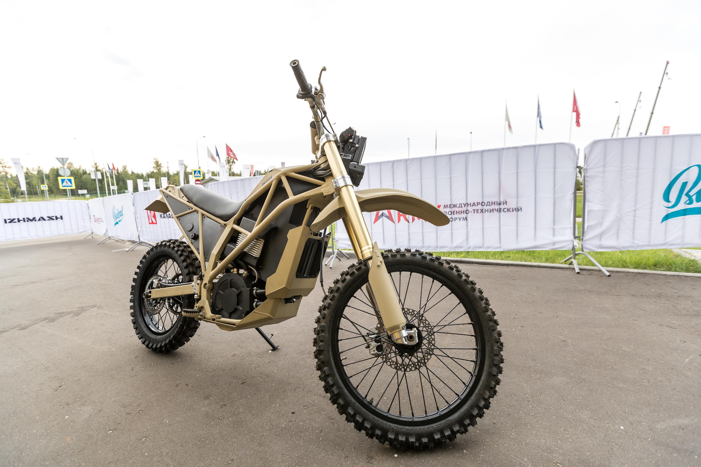 Электромотоцикл SM-1