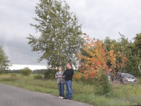 Авария у деревни Монастырка