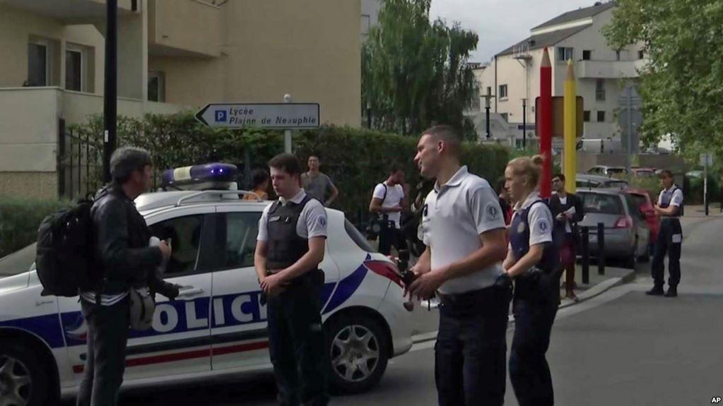 Резня во Франции