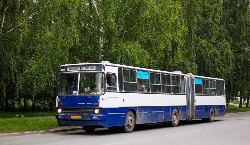 Автобус маршрута № 76.. Екатеринбург