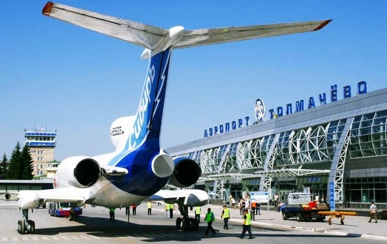 Аэропорт Толмачево Новосибирск