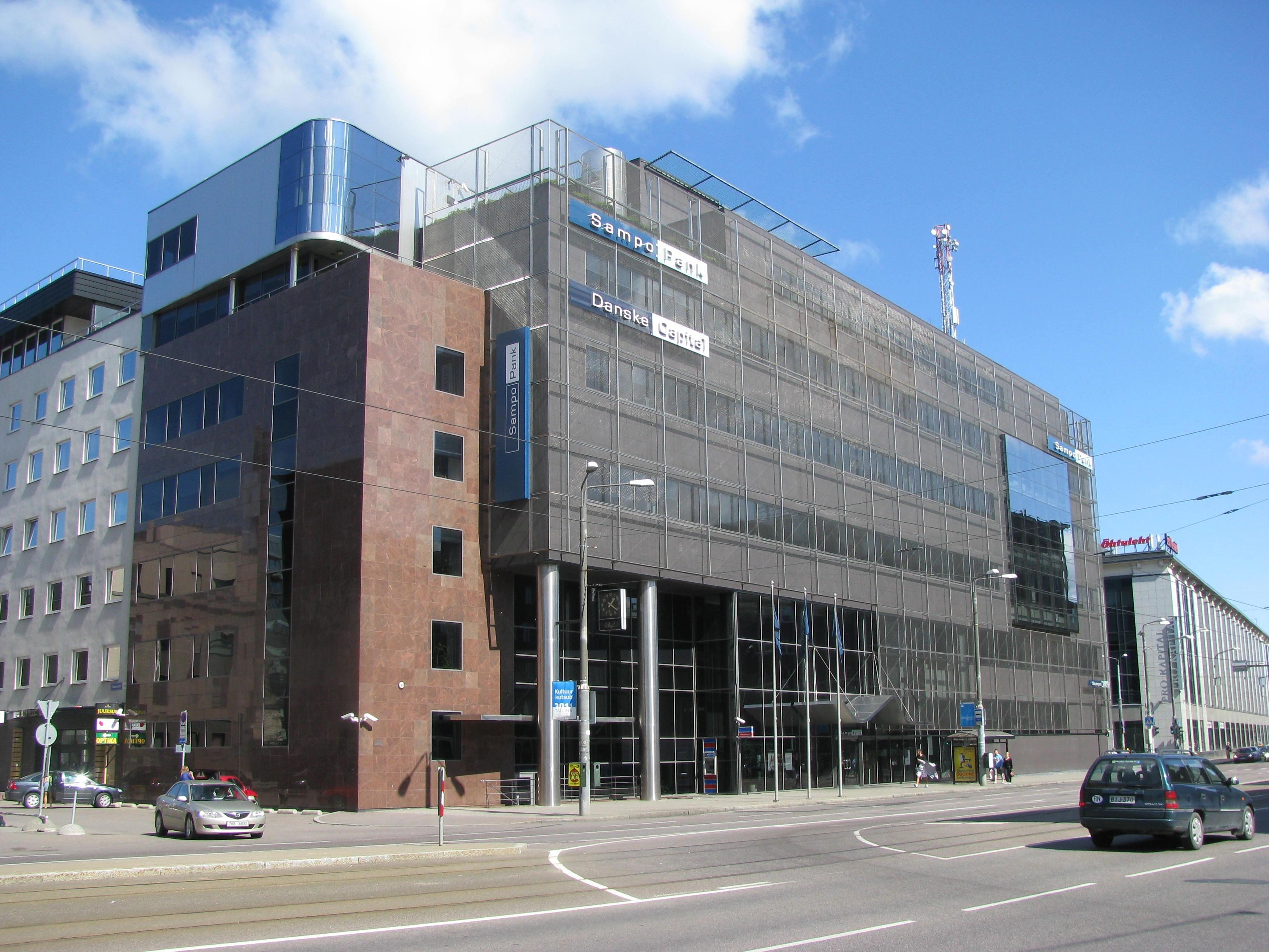 Эстонский филиал Danske Bank подозревают в выводе из России 30 миллиардов долларов