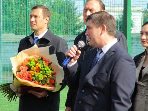 Поздравление от главы Алексея Шмыкова