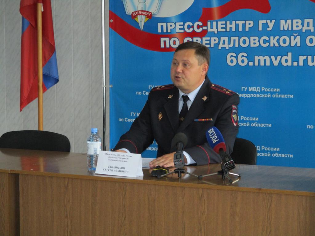 Начальник полиции Каменска-Уральского заменит бывшего главного полицейского Полевского, обвиненного в мошенничестве