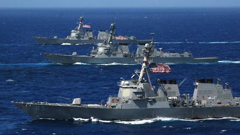 Морской флот США
