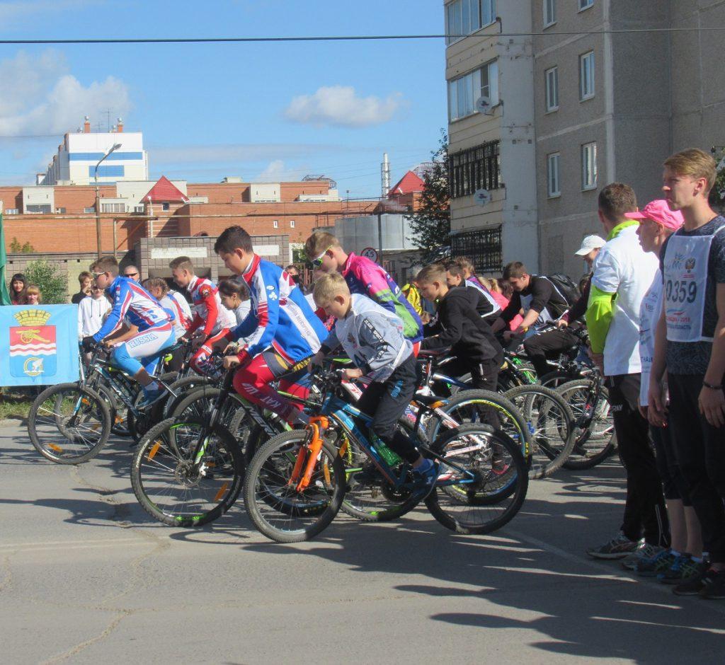 Кросс наций - велосипедный заезд