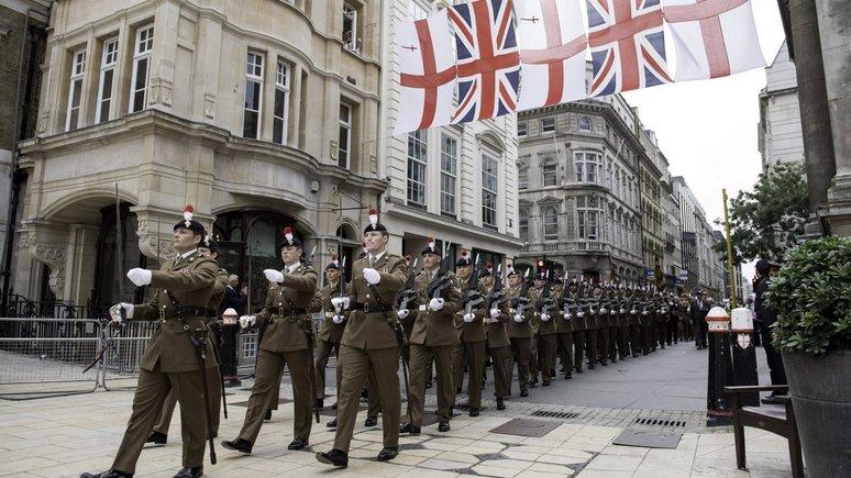 «Daily Mail»: Военная политика Британии оставляет желать лучшего