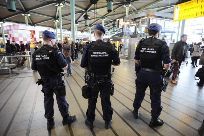 Голландская полиция предотвратила серию терактов