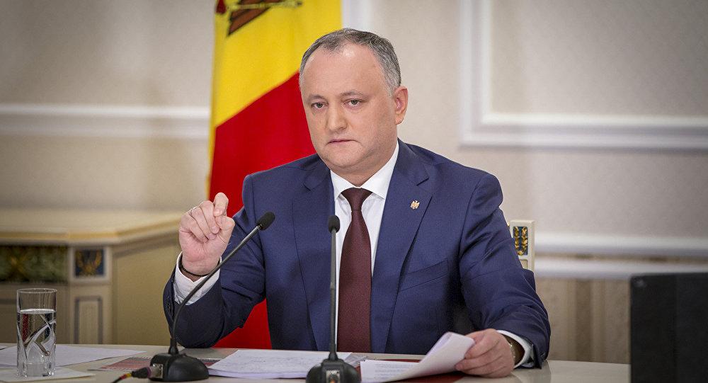 Президент Молдавии отстранён по решению суда