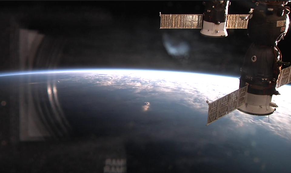 В Свердловской области можно будет наблюдать пролёт МКС