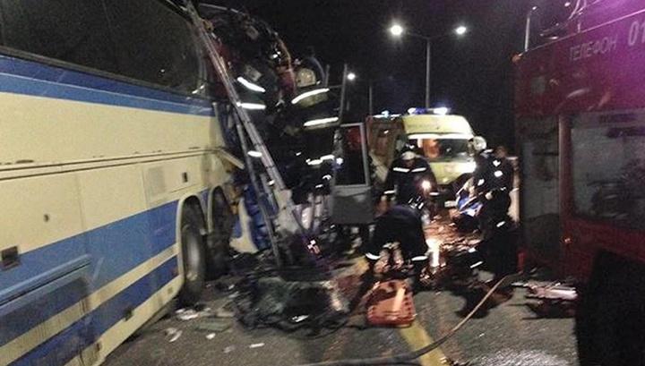 На трассе Дон трое погибших, десятки пострадавших