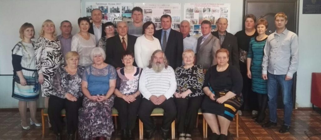 Ветеранов сельского хозяйства поздравили в Каменском районе