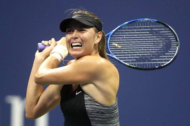 US Open 2018, Мария Шарапова