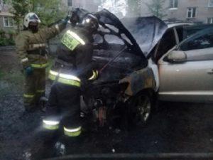 В Ярославле задержан серийный поджигатель автомобилей