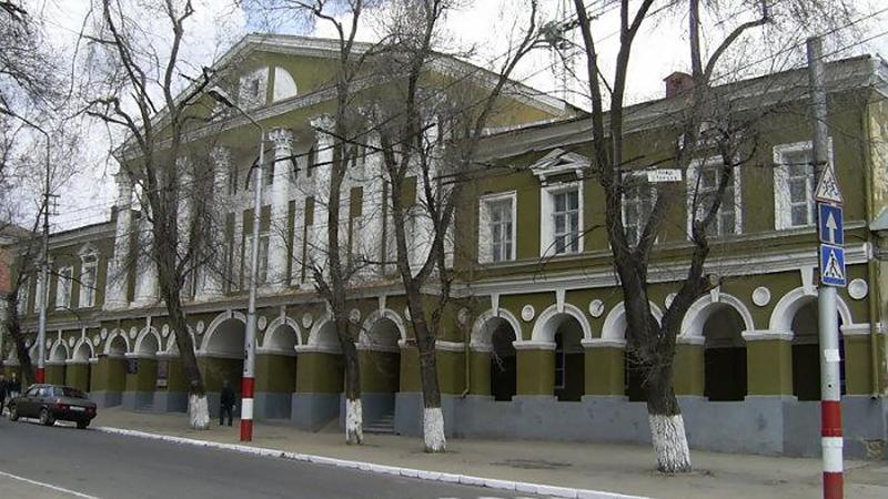Православная гимназия имени преподобного Сергия Радонежского