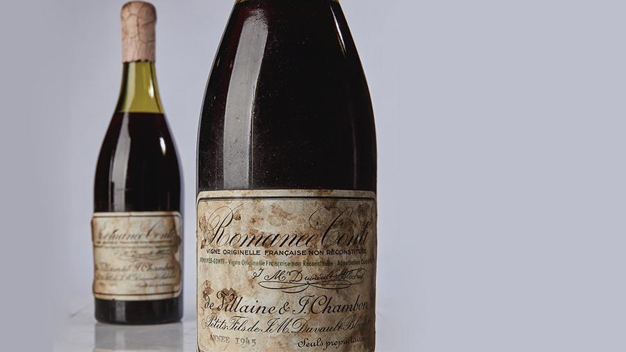 Вино Romanée Conti