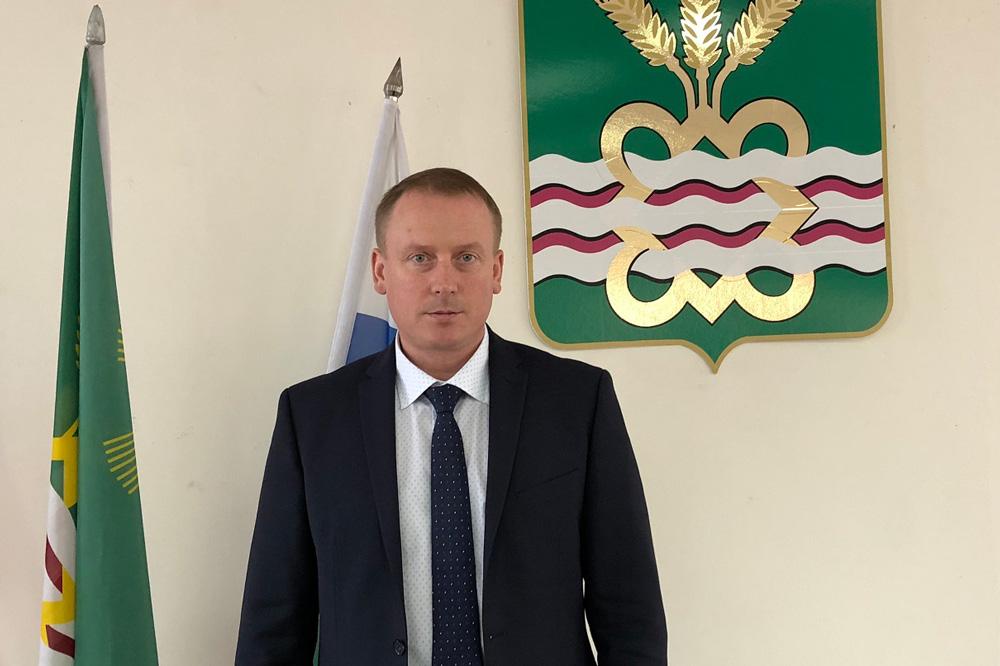Глава Каменского района Сергей Белоусов