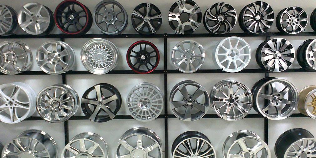 литые диски из алюминия