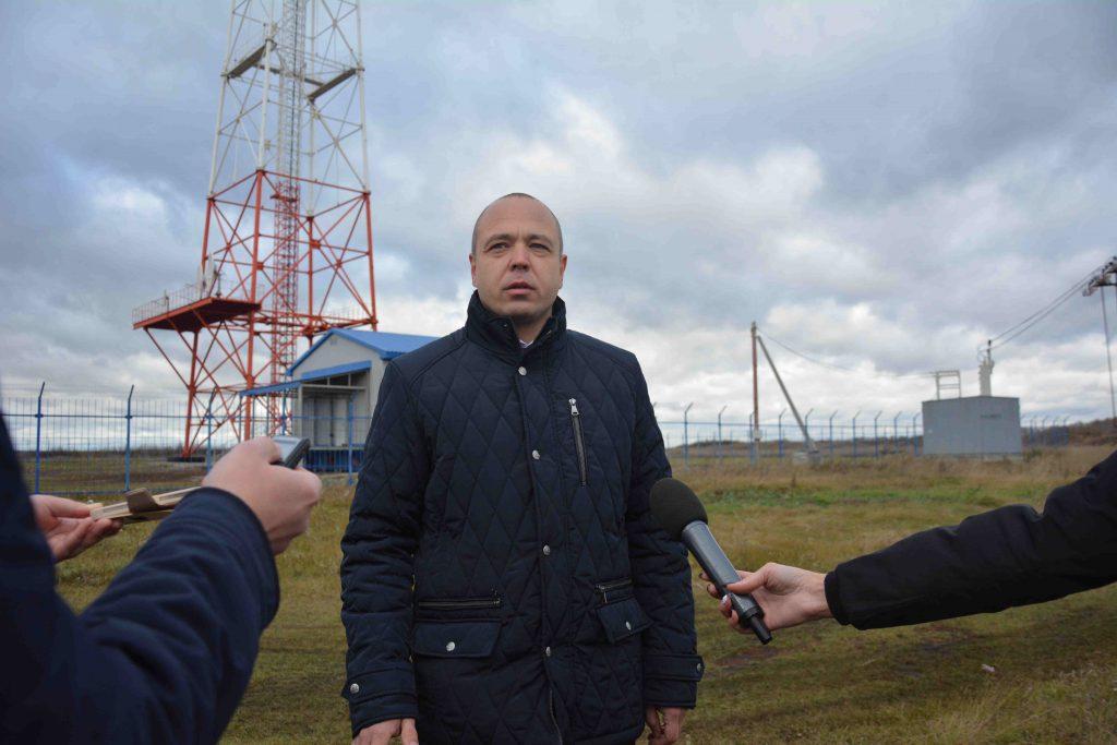 Сергей Павлов директор филиала РТРС «Свердловский ОРТПЦ»