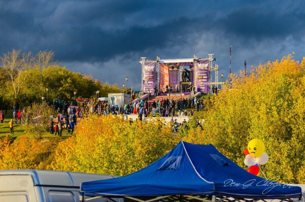 "Рок-фестиваль ""RUDA"""