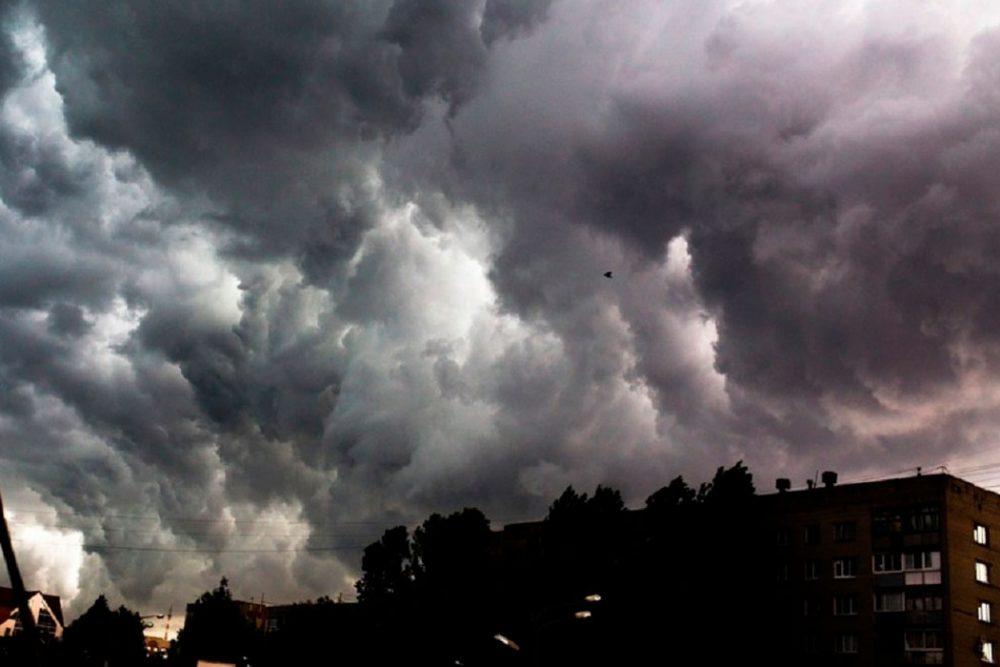 Ураган на Среднем Урале