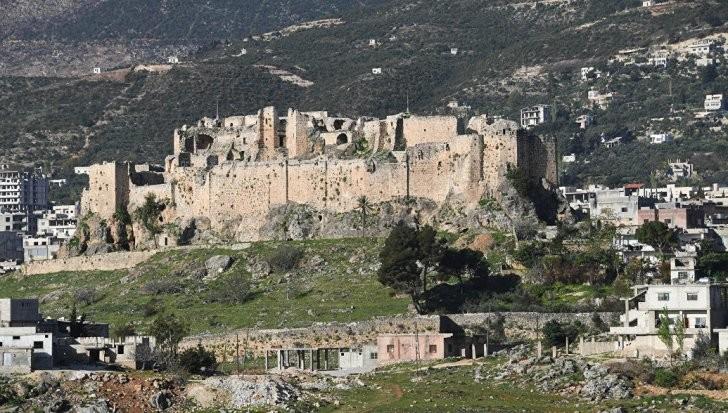 Сирия Идлиб