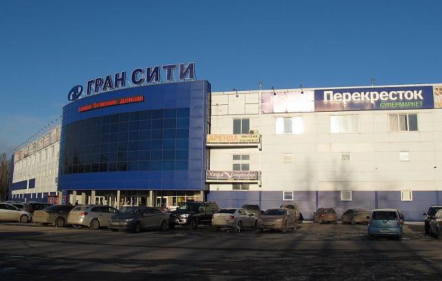 Торговый центр Подольск