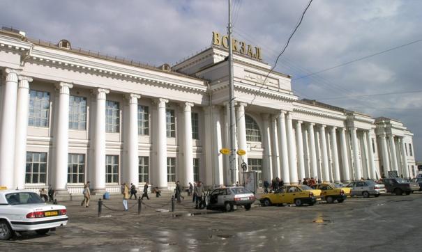 Вокзал Екатеринбург