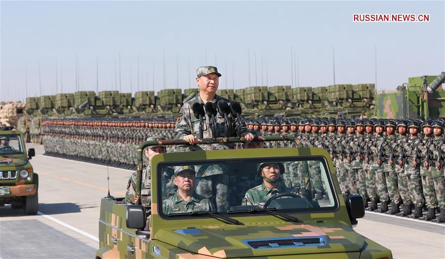 Китай на пороге войны: Си Цзиньпин интегрирует гражданских с военными