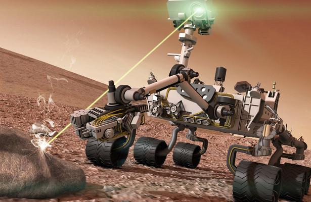 в NASA вернули контроль над Curiosity