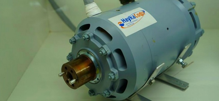 В Сарапуле налажено серийное производство компактных электродвигателей ДГ-30НС для самолётов