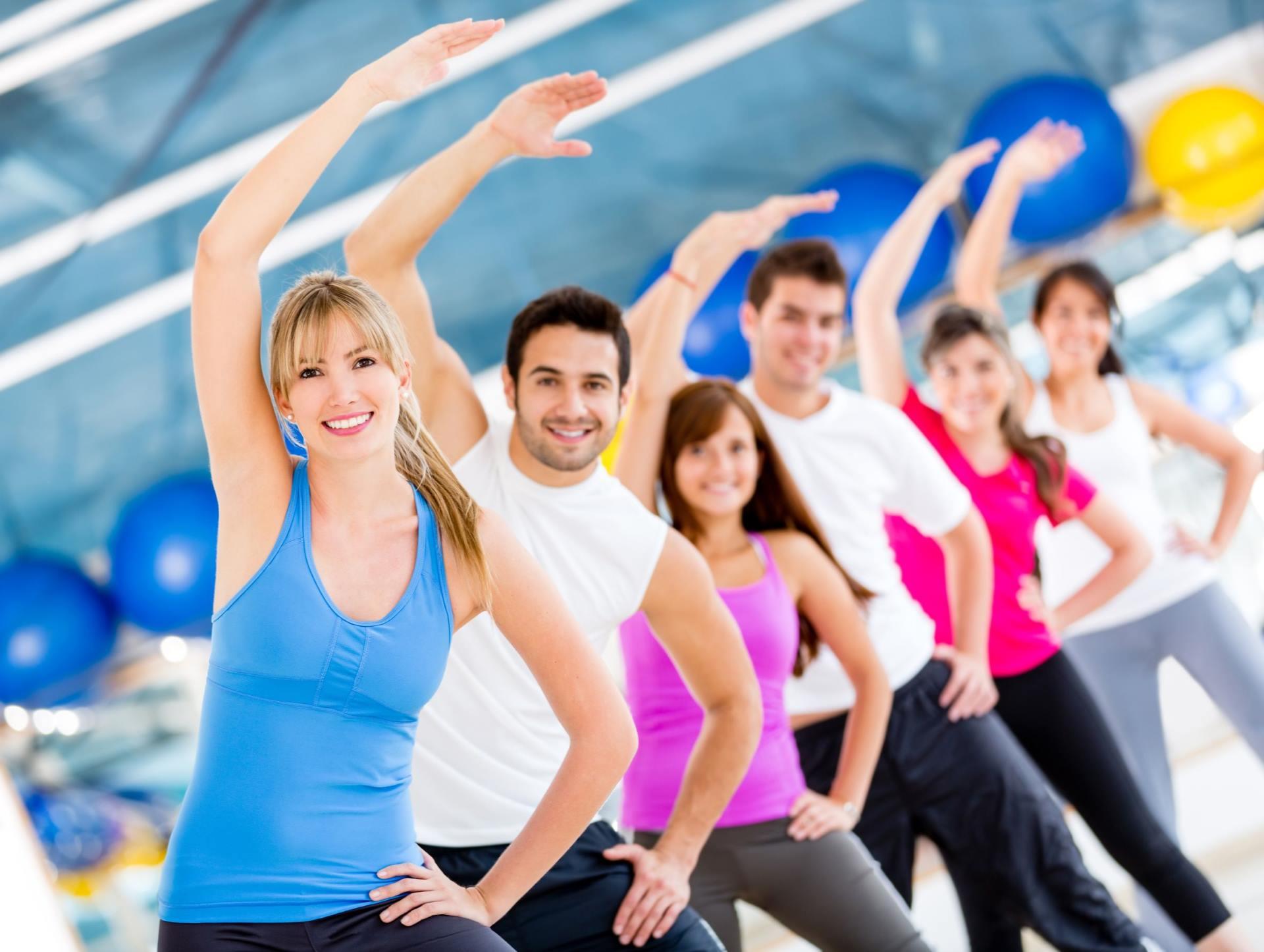 Фитнес для сотрудников