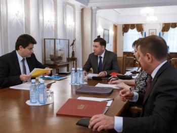 Губернатор и мэр Екатеринбурга расставили приоритеты