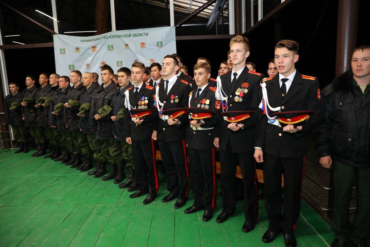 Лучшие кадеты УРФО - в Косолаповской школе