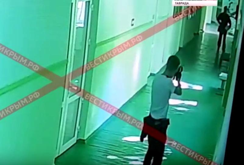 Видео расстрела в Керчи было удалено спустя несколько часов