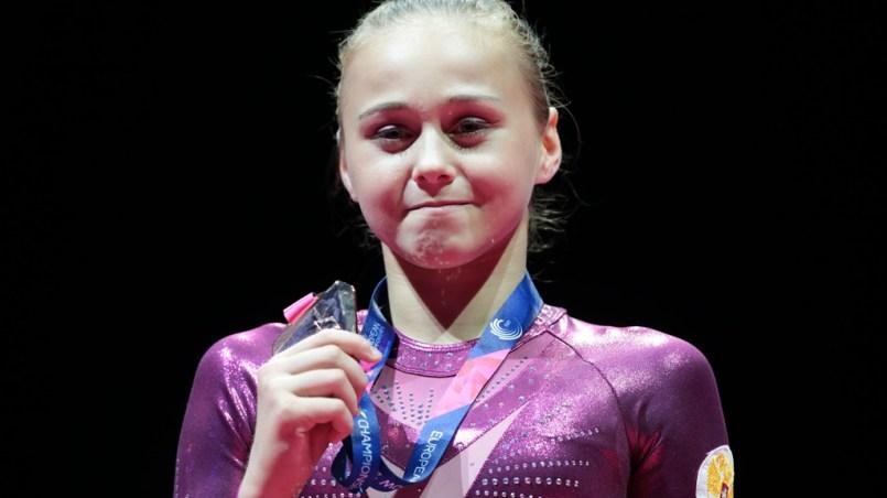 Ксения Клименко - золотой призёр юношеских Олимпийских Игр