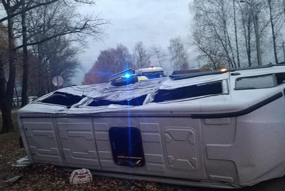 4 погибли ещё 8 ранены в результате ДТП в Подмосковье