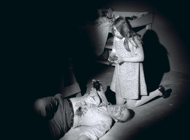 50 лет жанру зомби-апокалипсис. Фрагмент фильма «Ночь живых мертвецов».