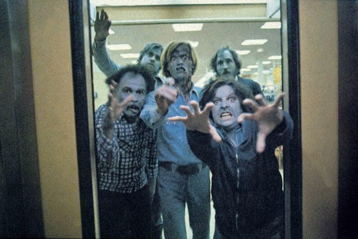 50 лет жанру зомби-апокалипсис. Фрагмент фильма «День мертвецов».