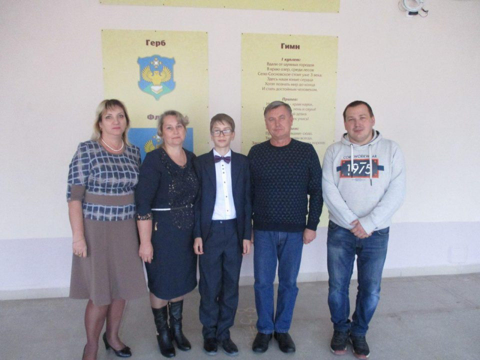 Слева направо: Елена Елфимова, Ольга Степанова, Матвей Степанов, Александр Привалов, Алексей Кузнецов