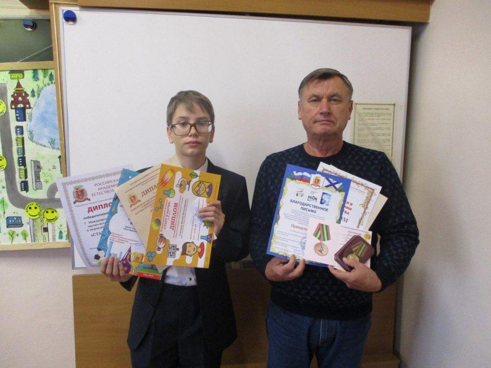 Матвей Степанов и Александр Привалов