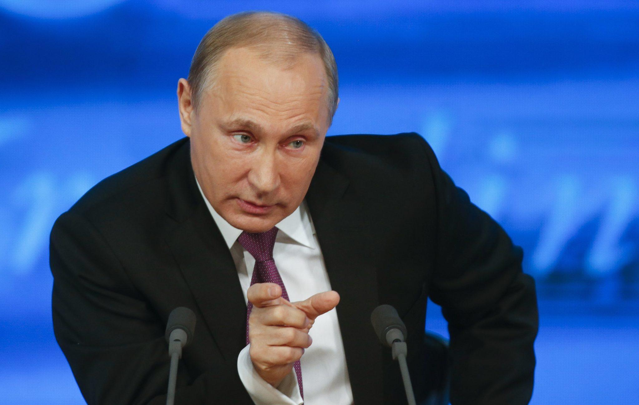 Прямая линия с Владимиром Путиным планируется на 20 июня