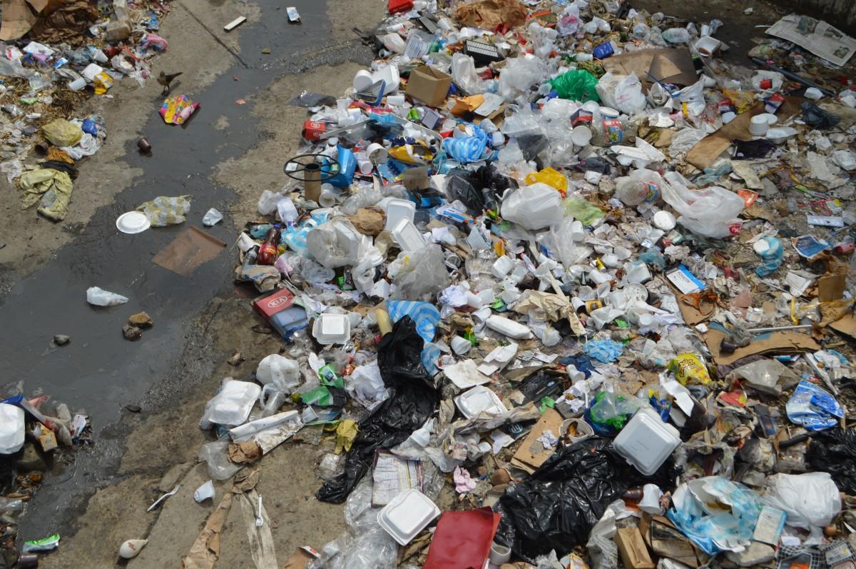 Крупное экологическое преступление в Берёзовском