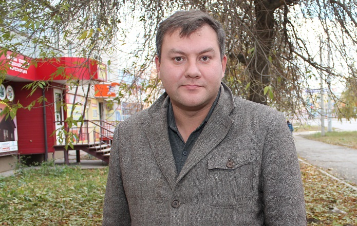 """Геннадий Виноградов, УК """"Теплокомплекс"""""""