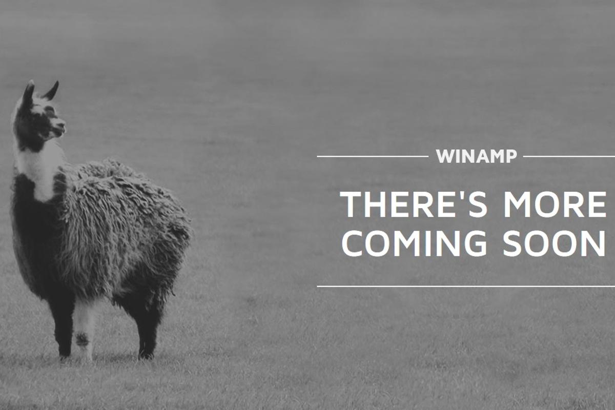 Легендарному мультимедиа-проигрывателю Winamp дадут вторую жизнь