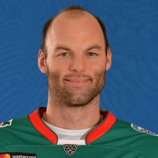 Степан Захарчук. Фото из профайла хоккеиста КХЛ.