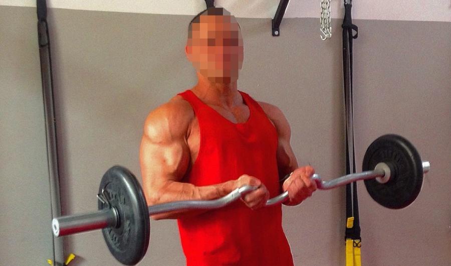 Алексей Сушков уже год находится в СИЗО. Фото Е1