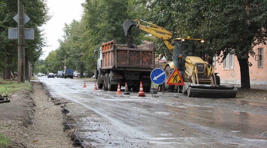 В Каменском районе отремонтируют 11 тысяч квадратных метров дорожного полотна